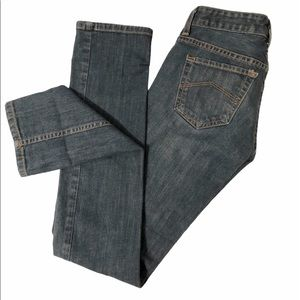 Armani Sz 26 blue jeans regular straight leg